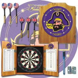 Click here to learn more about the East Carolina University Dart Cabinet Including Darts and Dart Board.