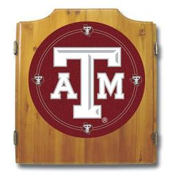 Click here to learn more about the Texas A&M University Dart Cabinet Including Darts and Dart Board.