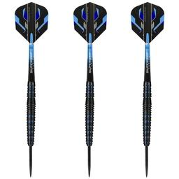 Click here to learn more about the Harrows Spina Black 90% Tungsten Steel Tip Darts.