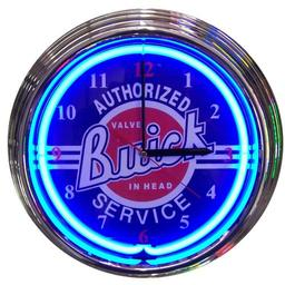 Click here to learn more about the GM Buick Service Neon Clock.
