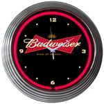 Click here to learn more about the Budweiser Bow Tie Neon Clock.