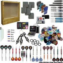 Click here to learn more about the Steel Tip Darts Reseller Kit.