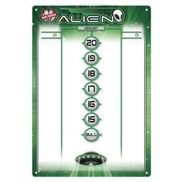 Click here to learn more about the Alien Dry Erase Scoreboard.