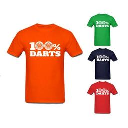 Click here to learn more about the 100% Darts T-Shirt.