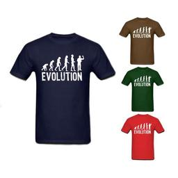 Click here to learn more about the Evolution of Darts T-Shirt.