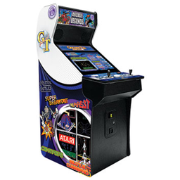 Click here to learn more about the Chicago Gaming Arcade Legends 3.