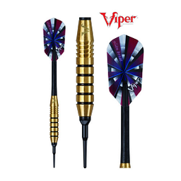 Viper Elite Brass Soft Tip Darts