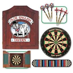 Click here to learn more about the Dart World Bulldog Darts Kit.