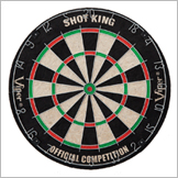 Shot King Dartboard