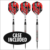 Blitz Steel Tip Darts with Case $42.99
