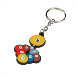 Billiards Keychain $2.99