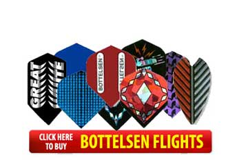 Bottelsen Dart Flights
