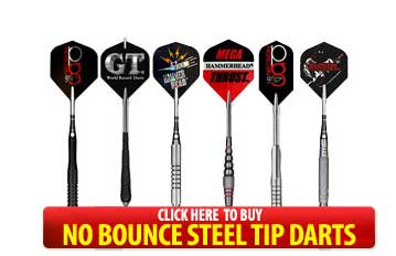 Bottelsen No Bounce Steel Tip Darts