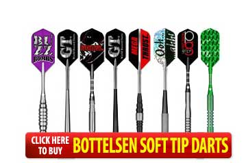 Bottelsen Soft Tip Darts