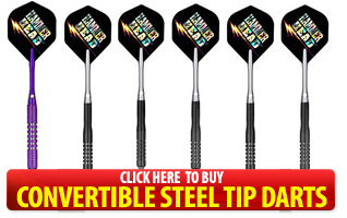 Bottelsen Convertible Steel Tip Darts